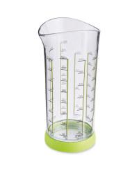 Green Measuring Cylinder