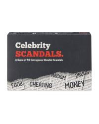 Celebrity Scandals Cartamundi Game