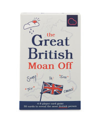 British Moan Off Cartamundi Game