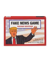 Fake News Trump Cartamundi Game