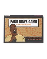 Fake News Kanye Cartamundi Game
