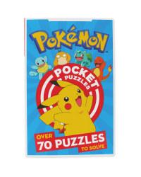Pokémon Puzzle Book