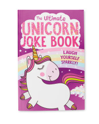 Unicorn Joke Book