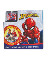 Marvel Spider-Man Board Book