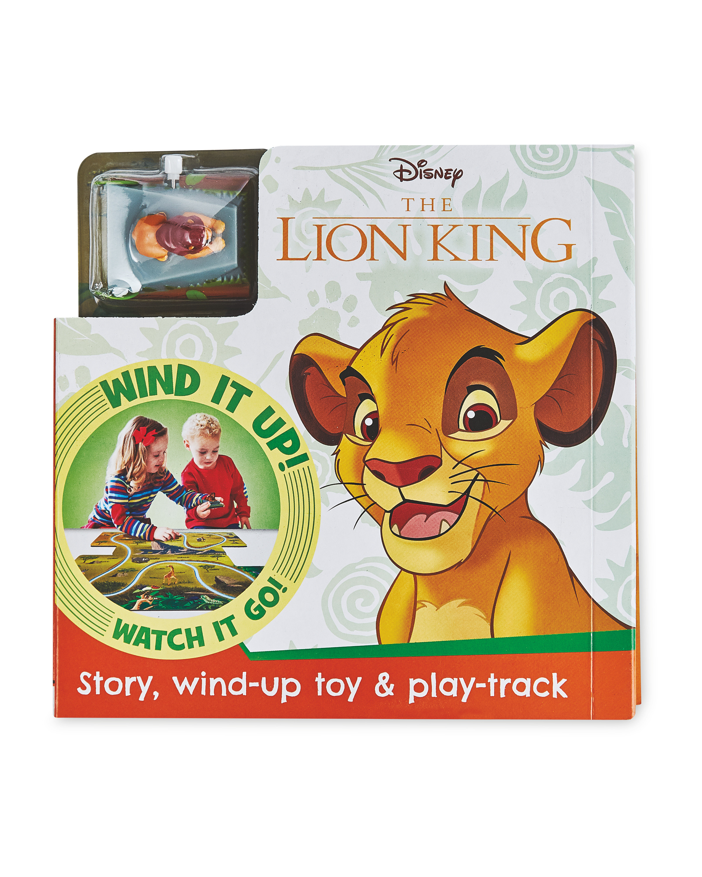 Disney The Lion King Board Book