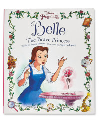 Princess Belle Picture Flat Book
