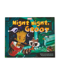 Night Night Groot Picture Flat Book