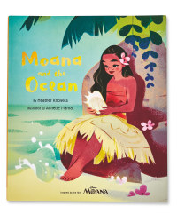 Moana Picture Flat Book
