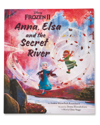 Disney Frozen 2 Picture Flat Book
