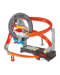 Hot Wheels Tyre Shop Play Set