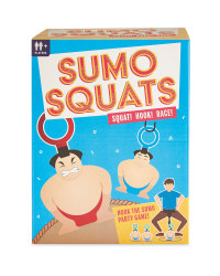 Sumo Squats Party Game