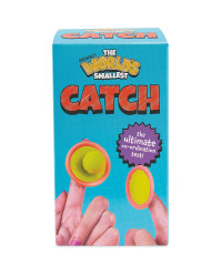 World's Smallest Catch
