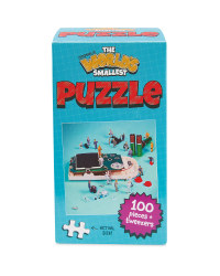 World's Smallest Puzzle