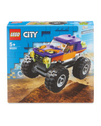 Monster Truck Lego Set