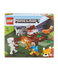 Taiga Adventure Minecraft Lego Set