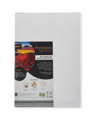 Rectangle Stretch Canvas 3 Pack