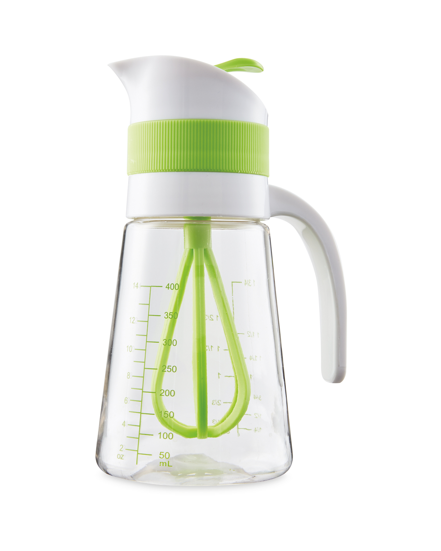 Salad Dressing Mixer Bottle