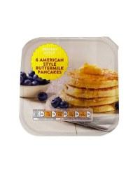 American Style Buttermilk Pancakes
