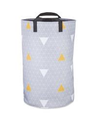 Grey Kids' Storage Bag