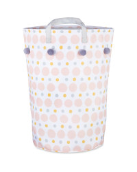 Yellow & Pink Kids' Storage Bag