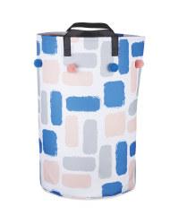 Blue & Pink Kids' Storage Bag