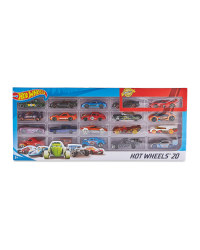 Hot Wheels 20 Pack