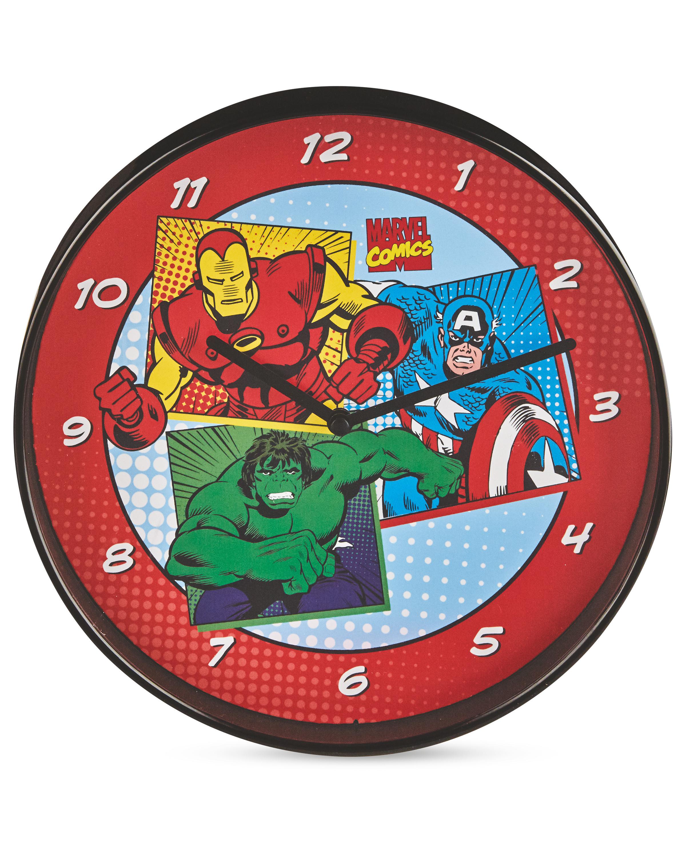 Children's Avengers Wall Clock