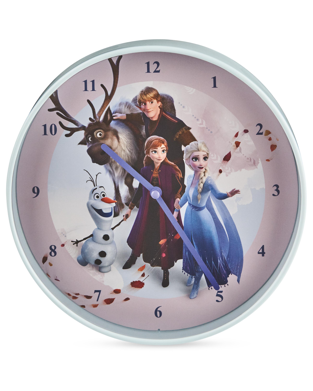 Children's Frozen 2 Wall Clock