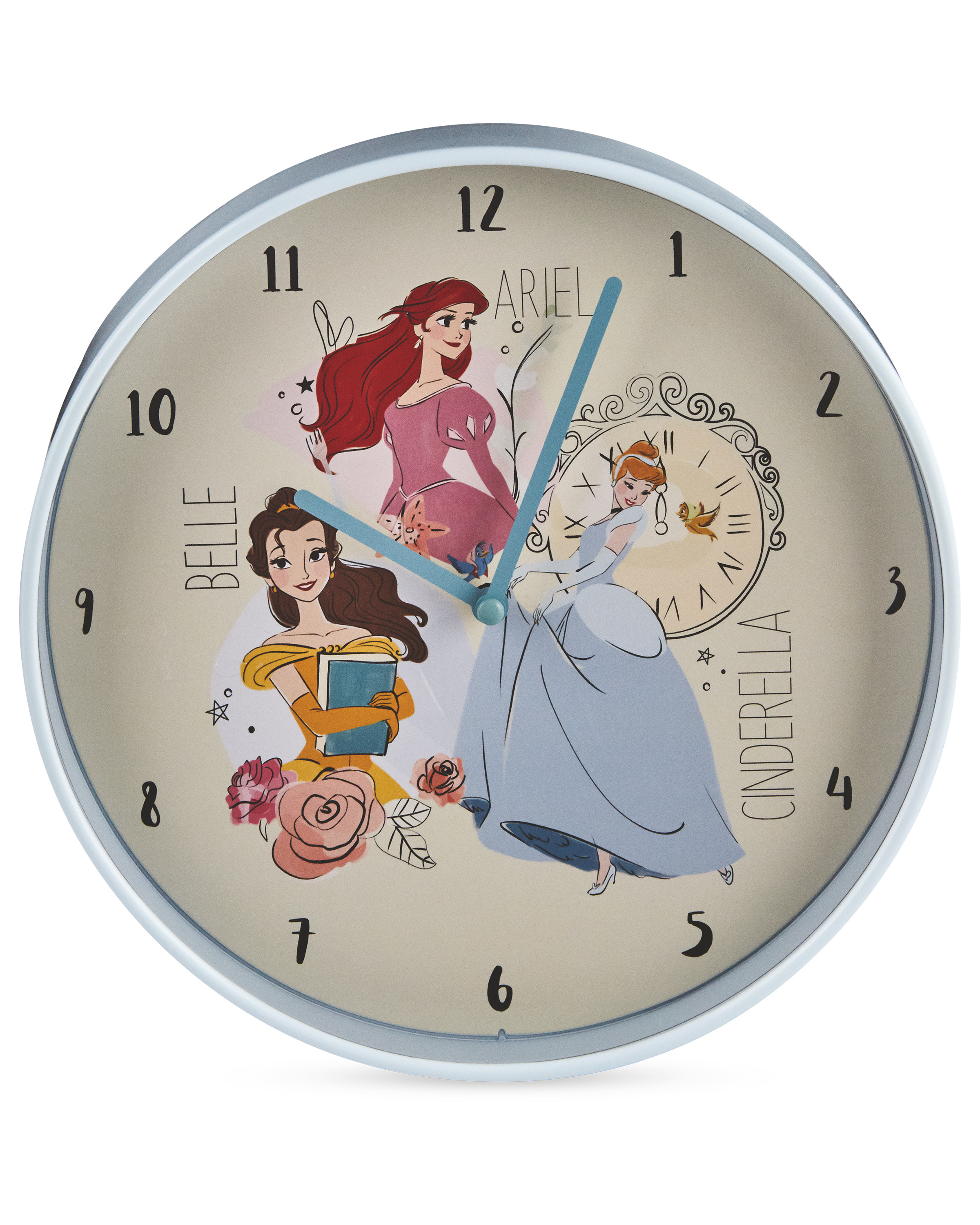 Children's Disney Princess Clock