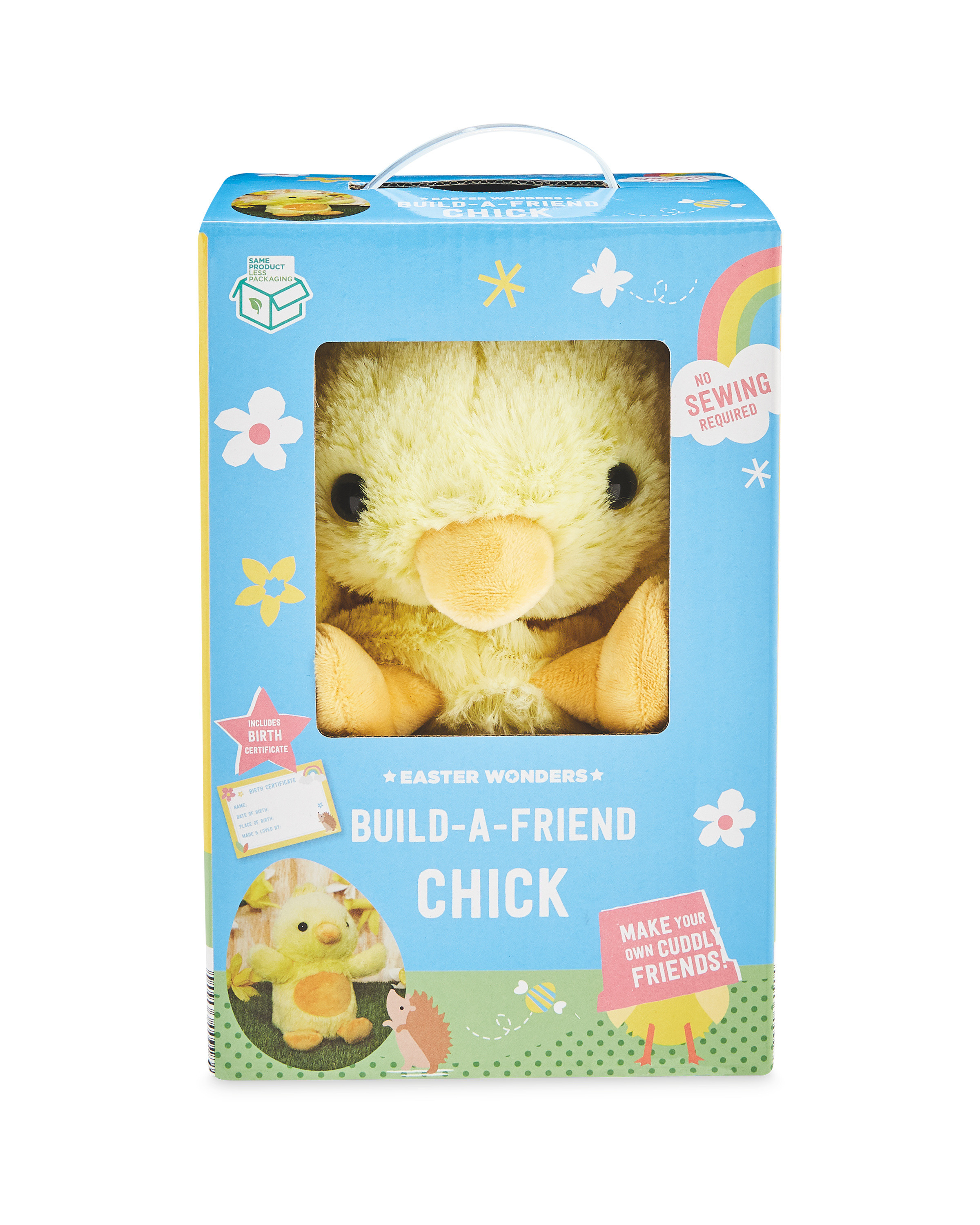 Build-A-Friend Easter Chick Kit
