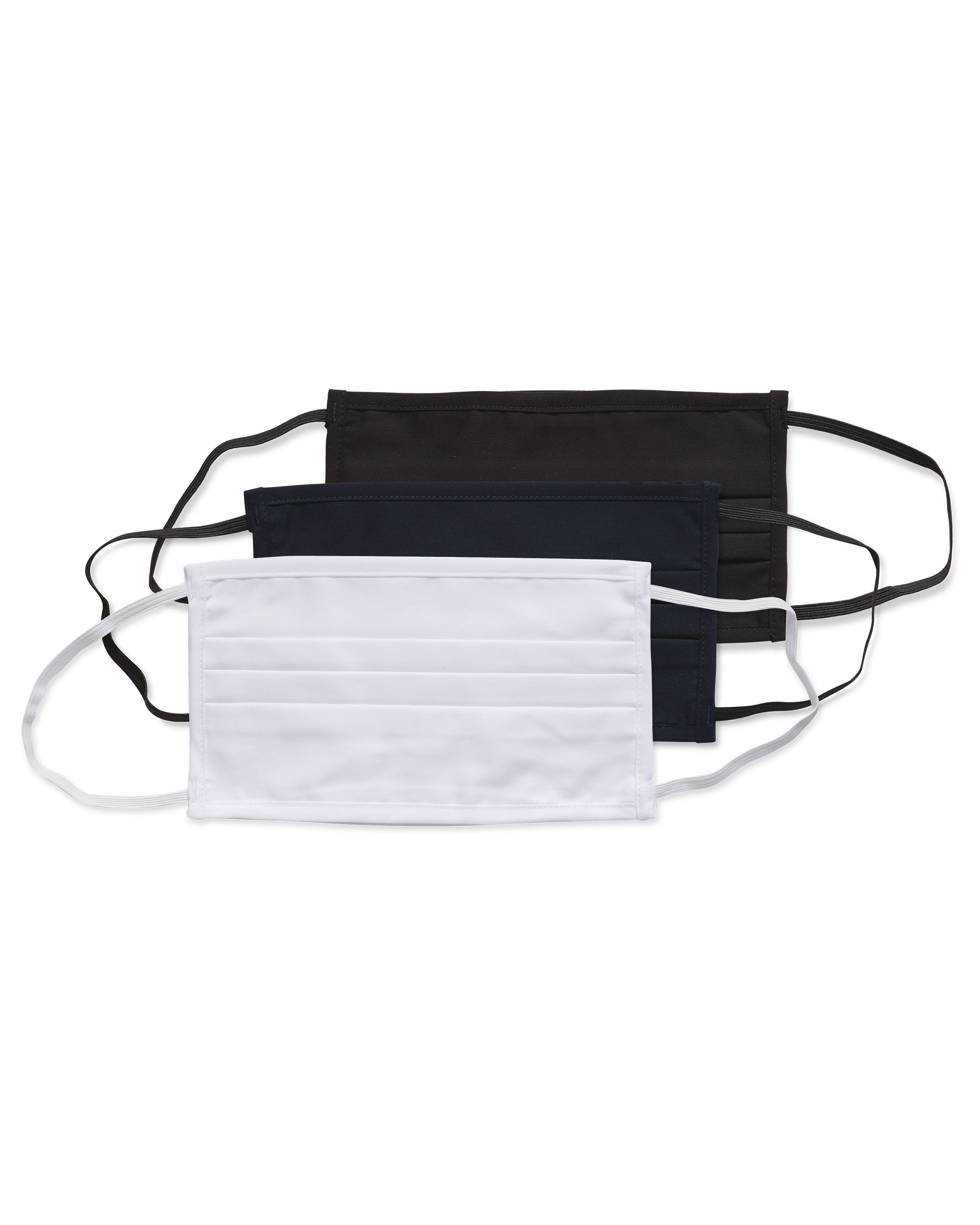 Adult Plain Face Covering 3 Pack