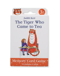 Tiger Memory Game