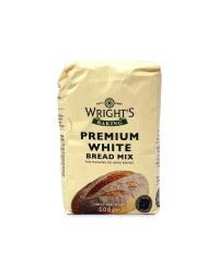 Baking Premium White Bread Mix