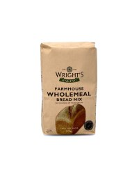 Baking Farmhouse Wholemeal Bread Mix
