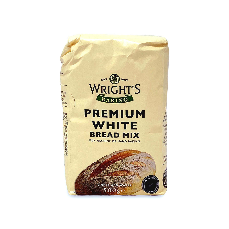 Premium White Bread Mix