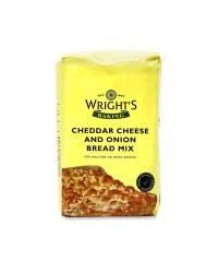 Cheddar Cheese & Onion Bread Mix
