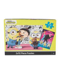 Kids' Minions 2 Puzzle