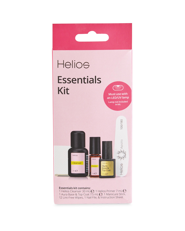 Helios Gel Nail Essentials Kit