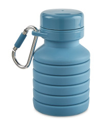 Blue Collapsible Bottle