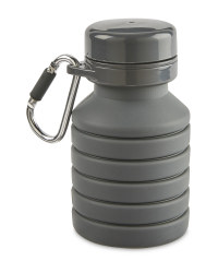 Grey Collapsible Bottle