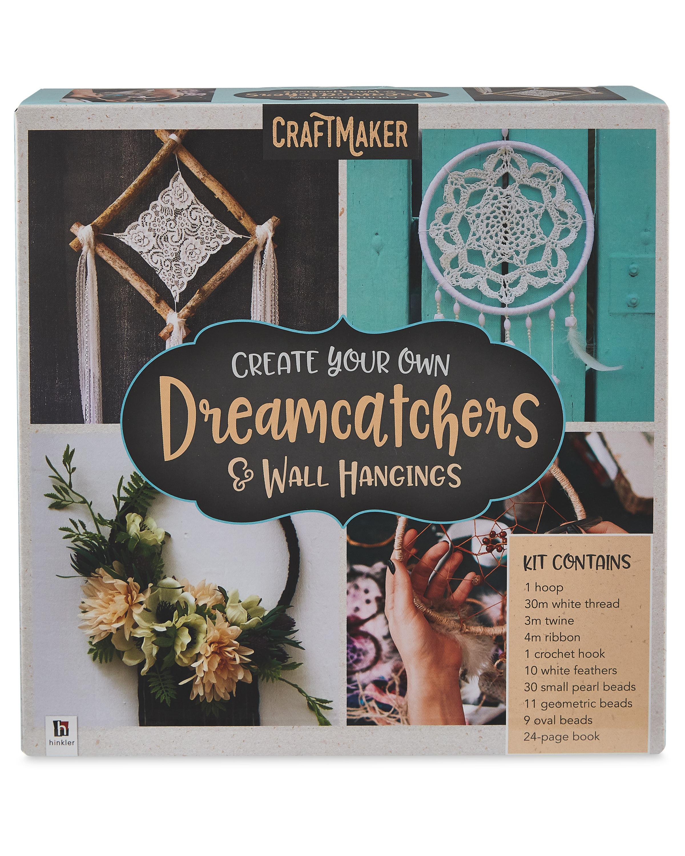 Hinkler Dreamcatchers Crafting Kit
