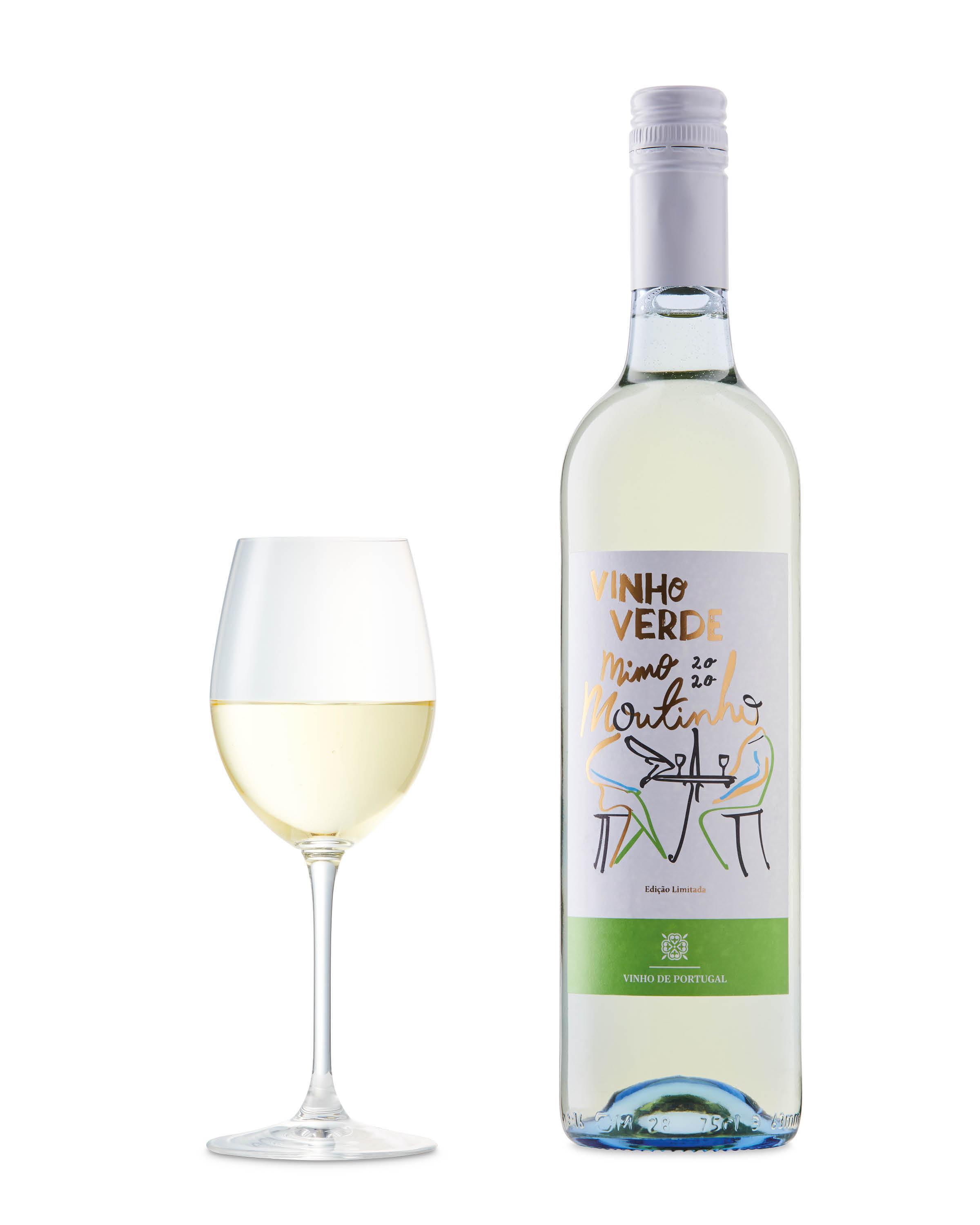 Mimo Moutinho Portuguese Vinho Verde