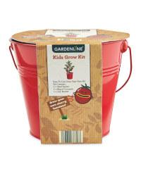 Tomato Kids' Bucket Grow Kit