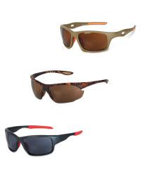 Crane Matt Sports Glasses