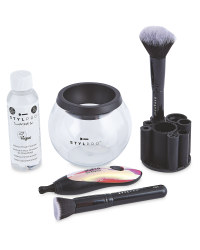 Stylpro Blush Makeup Brush Cleaner
