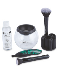 Stylpro Leaf Makeup Brush Cleaner