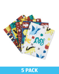 Harry Potter Abstract Fat Quarters