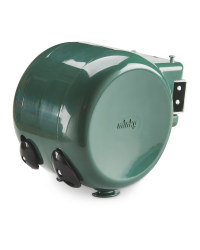 Minky Twin Retractable Clothes Line - Green