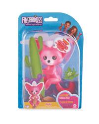 Fingerlings Pink Fox Kayla