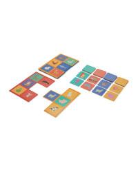 Children's Treasure Hunt Bingo Game